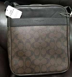 Original Coach Flight Bag