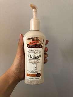 Palmers anti stretchmark lotion