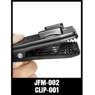 GP CLIP FOR PACKSACK-B VERSION JFM-002