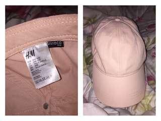 H&M Pink Caps