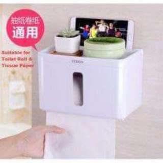 Bathroom Tissue Box