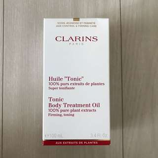 BNIB Clarins Tonic Treatment Oil