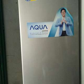 Kulkas Aqua credit murah