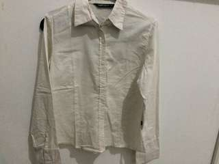 Broken White Stripped Shirt
