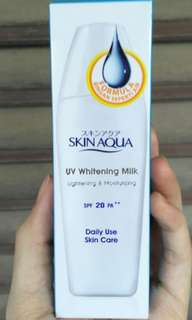 Skin Aqua SPF 20+ PA+++ share in pot