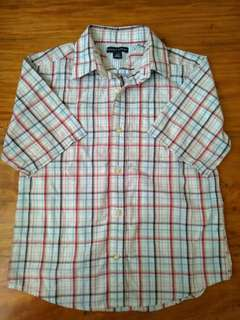 Tommy Hilfiger polo shirt 6-8 yrs old