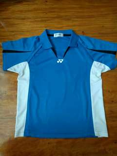 Yonex dri fit shirt for 6-8yrs old