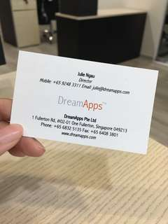 Name Card Printing Business Card