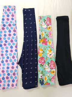 Girls Leggings (3T - 5T)
