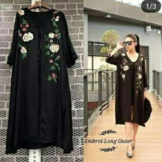 EMBROI LONG OUTER