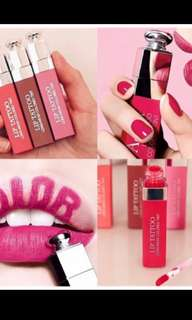 Dior lip tatto