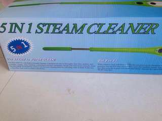 5 in 1 steam cleaner (H20 mop x5)