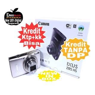 Kredit Tanpa Dp Canon Digital IXUS 285 HS-Promo Ditoko ktp+Kk bisa wa;081905288895