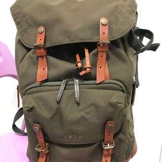 ZKIN 軍綠色/YETI 相機背包 (連原裝塵袋)