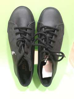 Ralph Lauren Black Shoes