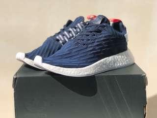 Adidas Originals NMD R2 PK Collegiate Navy