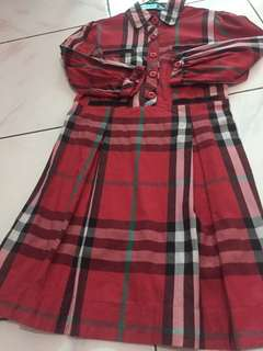 Dress gucci selutut