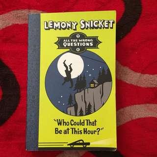 Lemony Snickett