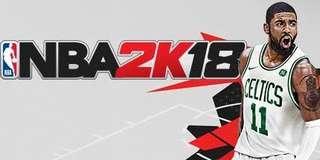 NBA 2k18 for laptop PC games