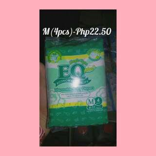 EQ Plus Diaper