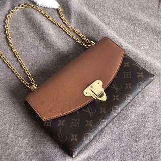 LV chain bag