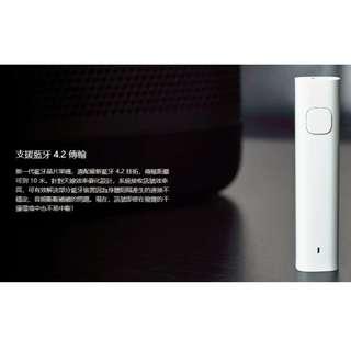 小米藍牙音頻接收器 藍芽 4.2 100%全新正品