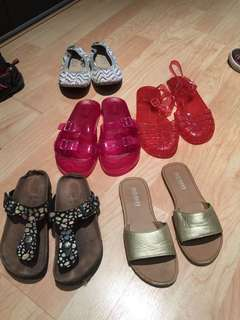 Brand name shoes for 7-8 years old