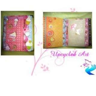 Handmade Upcycled Journal