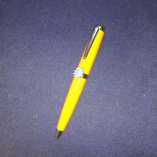 Folli Follie花形(Swarovski)原子筆