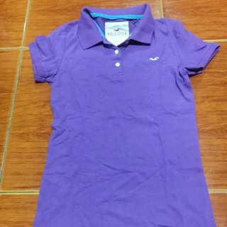 Hollister Polo Shirt for Women