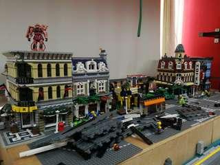 Lego 屋
