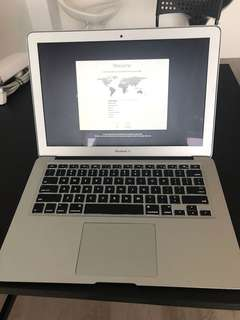 "Macbook Air 13.3"" (Mid 2013)"