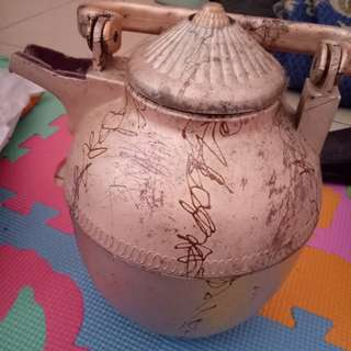 Kettle from makkah