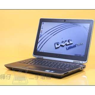 ✨樺仔二手電腦✨Dell E6320 13吋 鎂鋁合金商務筆電 i5雙核CPU/ Win7 正版系統/ 500G硬碟 台北有門市