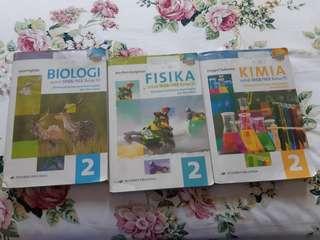 Buku Pelajaran MIPA