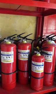 3kg Fire Extinguisher (Alat Pemadam Api Ringan)