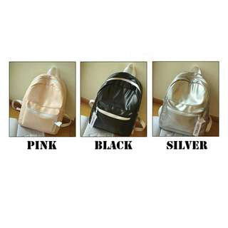 [ReadyStock] MC Shiny Backpack