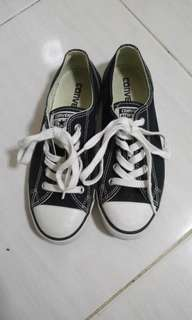 Converse womens rubber shoes