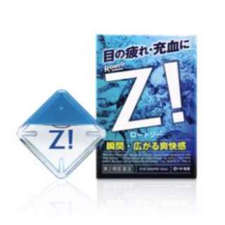 Japan Rohto Eyedrop Z!