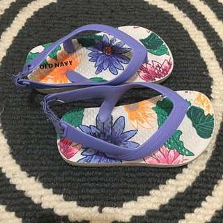 Summer Baby Slippers - Old Navy