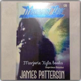 James Patterson - Maximum Ride - Experiment Malaikat