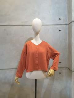 Terracote Blouse