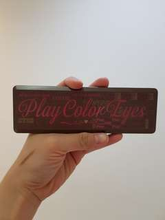 Etude house play color eyes #02 so chic play ( limited)