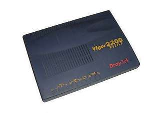 Broadband VPN Firewall Router Switch (one pair)