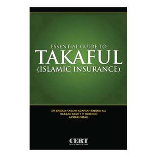 Essential Guide to Takaful (Islamic Insurance)- Hard Cover