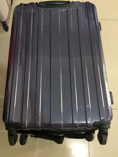 Bought in Japan Blue Luggage