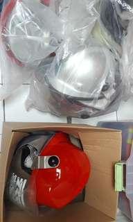 Fire Protector Helmet (Helm Tahan Api)