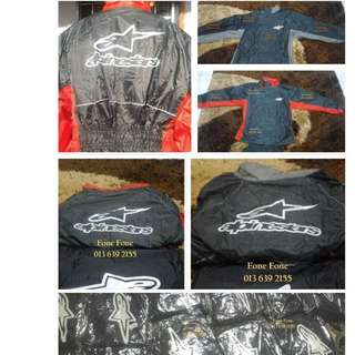 Raincoat Alpinestar