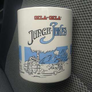 Mug Vintage Jungle Jokes