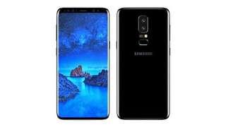 Samsung S9 Plus Memory 256GB Ram 6GB